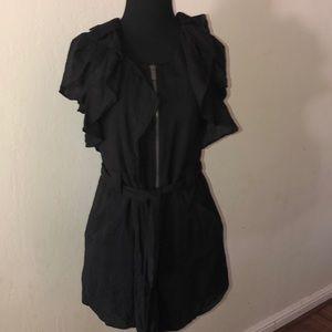 A/x ARMANI EXCHANGE mini dress size 2 like new